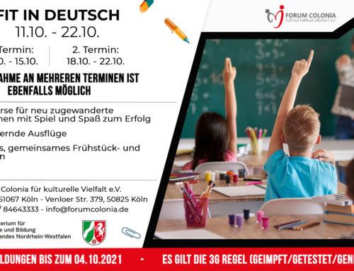 FIT in Deutsch Herbst 2021